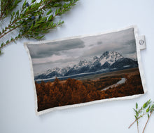 Load image into Gallery viewer, Hot/Cold Microwavable Therapy Pad | The US National Parks: Grand Teton 9893 - Lemonee on the Hills