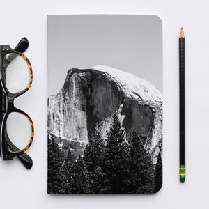 The US National Parks: Yosemite Half Dome
