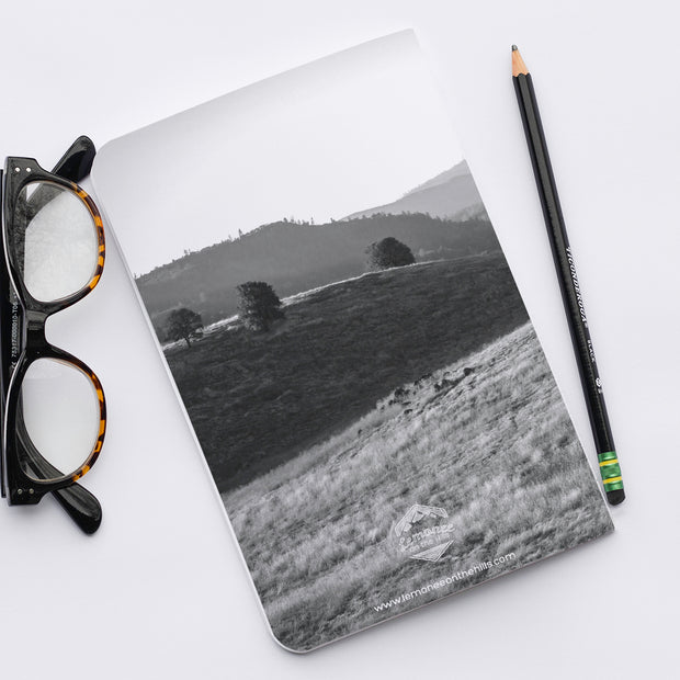 Stitched Journal of The Black and White: Vision and Goals 1