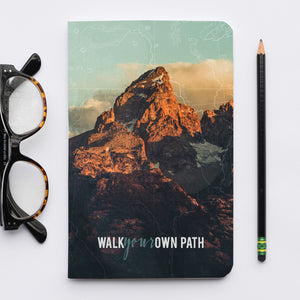The US National Parks: Grand Teton Walk Your Own Path