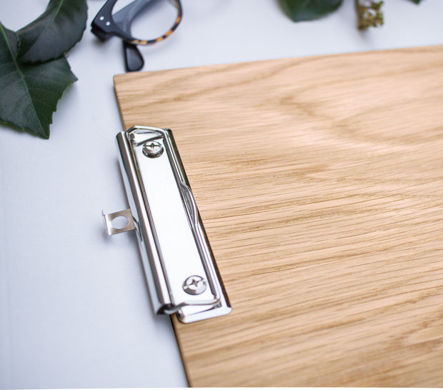 Real Wood Clipboard   The Pacific Northwest: Spark Lake 9024 1