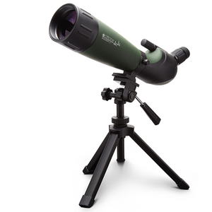 Konus Optics Konuspot-65 15-45x65 Spotting Scope with Tripod & Smart Phone Adapter - Ridge View Optics