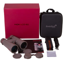 Load image into Gallery viewer, Levenhuk Monaco ED 12x50 Binoculars - Ridge View Optics