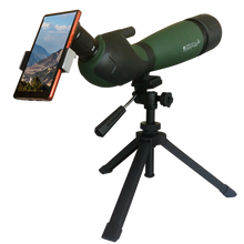 Load image into Gallery viewer, Konus Optics Konuspot-65 15-45x65 Spotting Scope with Tripod & Smart Phone Adapter - Ridge View Optics