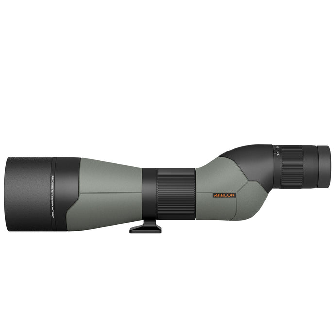 Athlon Argos 20-60x85 HD Straight Angle Spotting Scope - Ridge View Optics