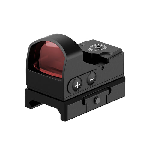 Athlon Optics Midas TSR1 Red Dot Open Sight - Ridge View Optics