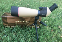 Load image into Gallery viewer, Athlon Talos 20-60×80 Spotting Scope with Tripod and Case - Ridge View Optics