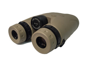 Rudolph 8x42mm 2000m Binocular Rangefinder - Ridge View Optics