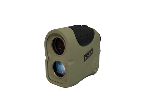 Rudolph 6x21mm 1200m Micro Rangefinder - Ridge View Optics