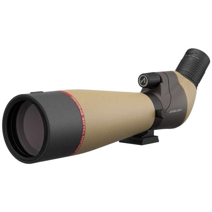 Athlon Talos 20-60×80 Spotting Scope with Tripod and Case - Ridge View Optics