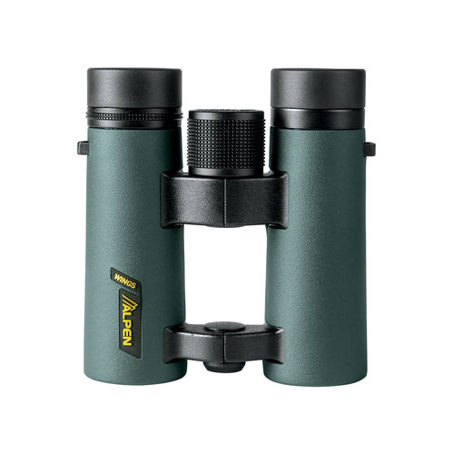 Alpen Optics Wings 10x34 Binoculars - Ridge View Optics