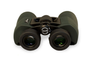 Levenhuk Sherman PRO 10x50 Binoculars - Ridge View Optics