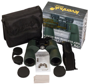 Levenhuk Sherman PRO 12x50 Binoculars - Ridge View Optics