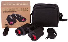 Load image into Gallery viewer, Levenhuk Heritage PLUS 8x30 Binoculars - Ridge View Optics
