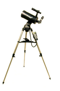 Levenhuk SkyMatic 127 GT MAK Telescope - Ridge View Optics