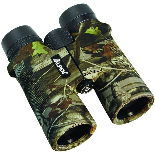 Alpen Shasta Ridge 10x42 Binoculars Camo - Ridge View Optics