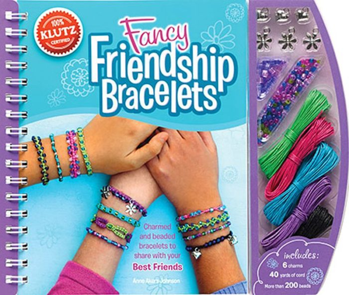 Klutz Fancy Friendship Bracelets