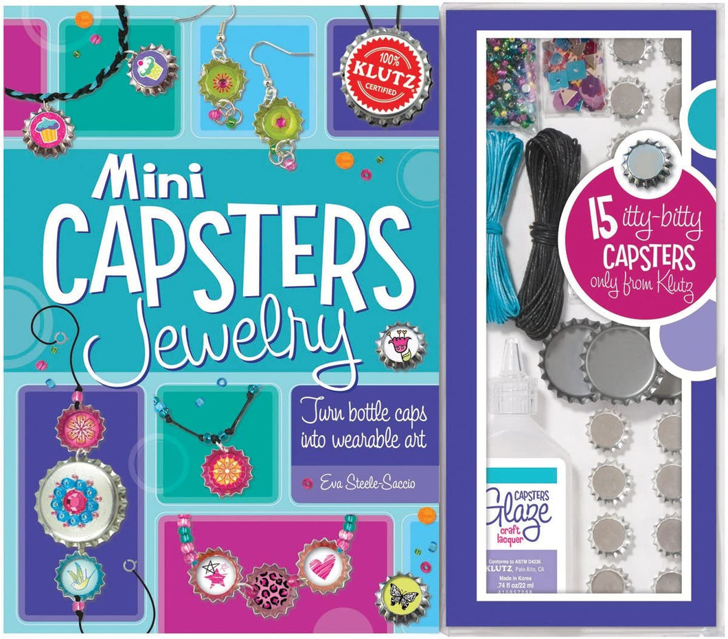 Klutz Mini Capsters Jewelry