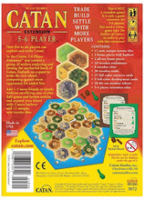 Load image into Gallery viewer, Settlers of Catan 5 - 6 Player Extension Pack