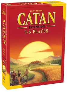 Settlers of Catan 5 - 6 Player Extension Pack
