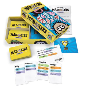 Mad Libs, The Game