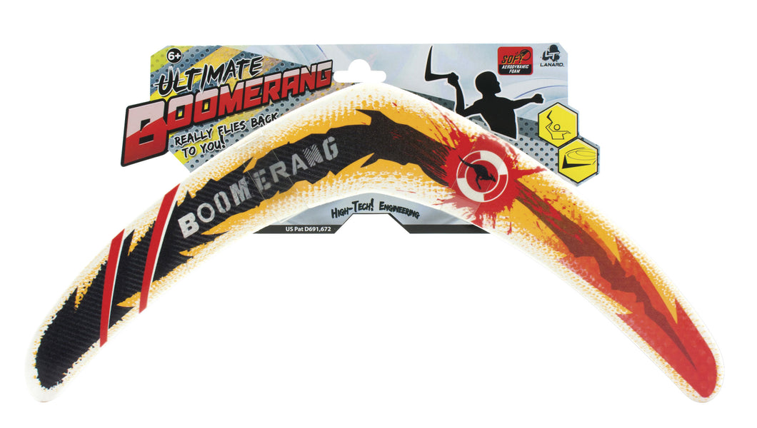 Ultimate Boomerang - Big Bad Boomerang