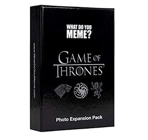 What Do You Meme - Game of Thrones Expansion Pack