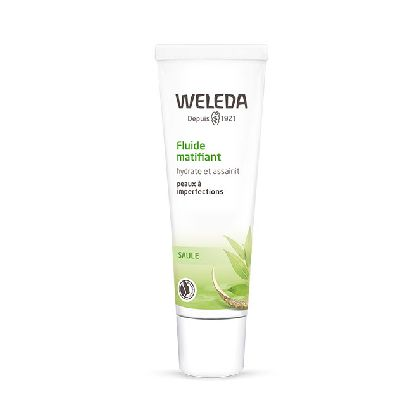 Fluide Matifiant 30 Ml Weleda
