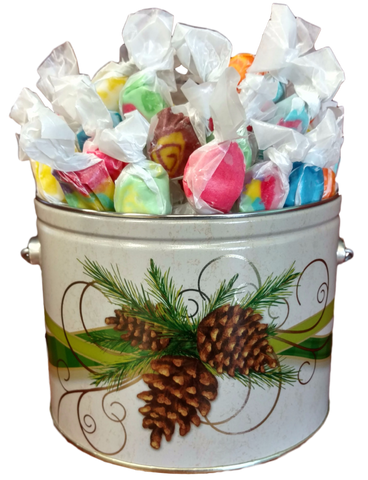 Pine Cone Gift Pail
