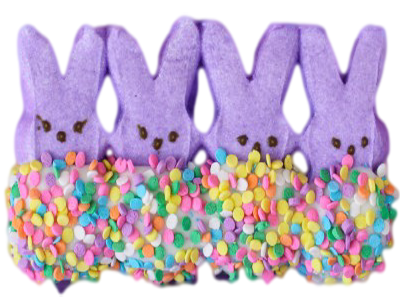 Chocolate Dipped Peeps