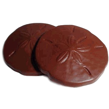 Free Chocolate Sand Dollar With Any Order