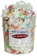 Salt Water Taffy 1.5 Pound Tub