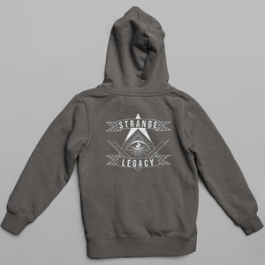 Illuminati - Strange Legacy - Zip-Up Hoodie sweater - Strange Legacy