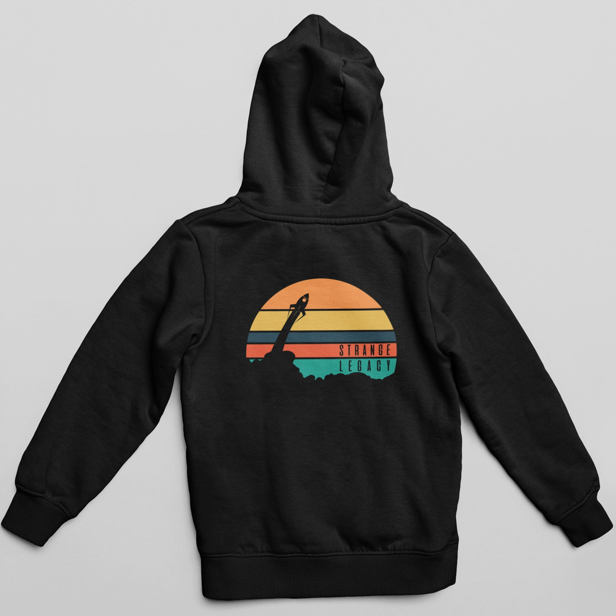 Melted Strange Legacy and Launch Hoodie