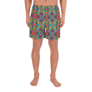 Open image in slideshow, Men's Athletic - Strange Legacy - Long Shorts