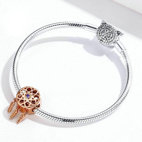 Charm Beads With Dream Catcher