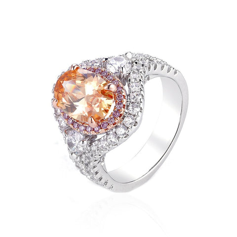 Silver Ring For Girlfriend