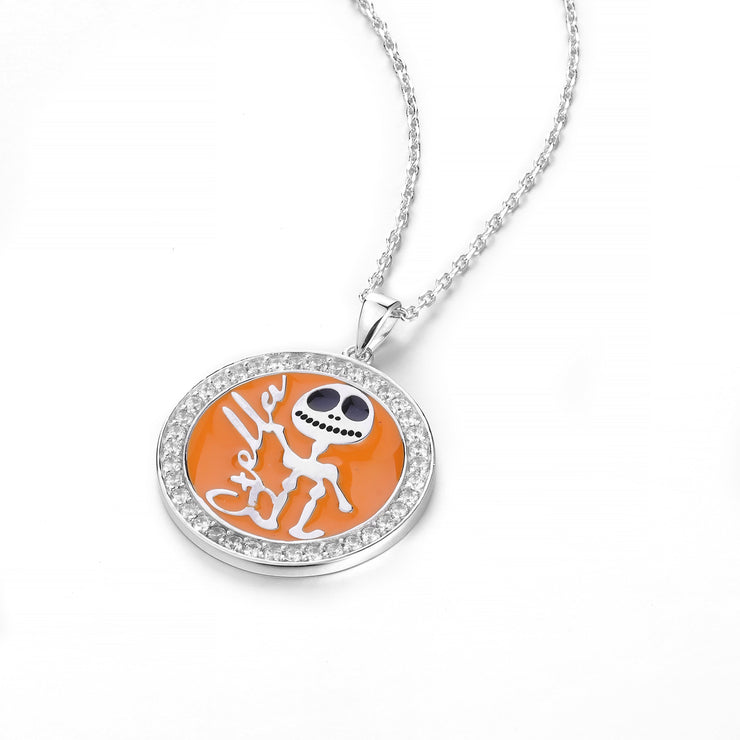 DUNALI™ Personalized Smile Zombie Pendant Necklace-DUNALI