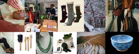 Sustainable Popup Shop Dec. 7 in Waban, MA