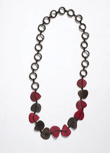Tagua Nut Necklace - Eco-friendly jewelry | Upland Road