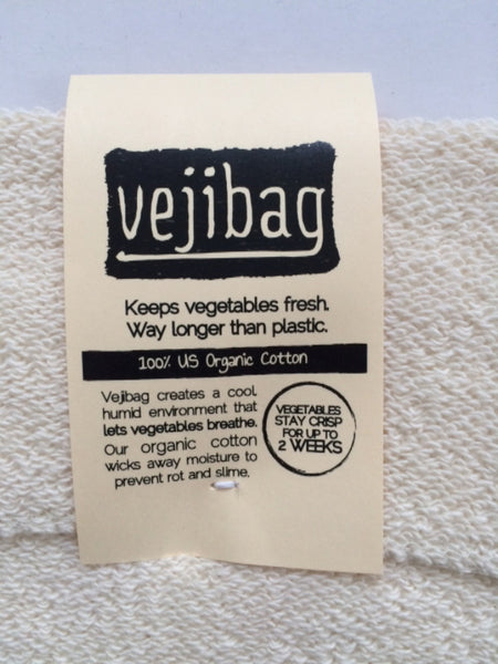 Vejibag- Keeps Vegetables fresher longer Upland Road