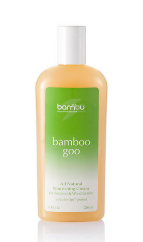 Bamboo & Wood Nourishing Oil - All Natural | Upland Road, Bamboo Goo