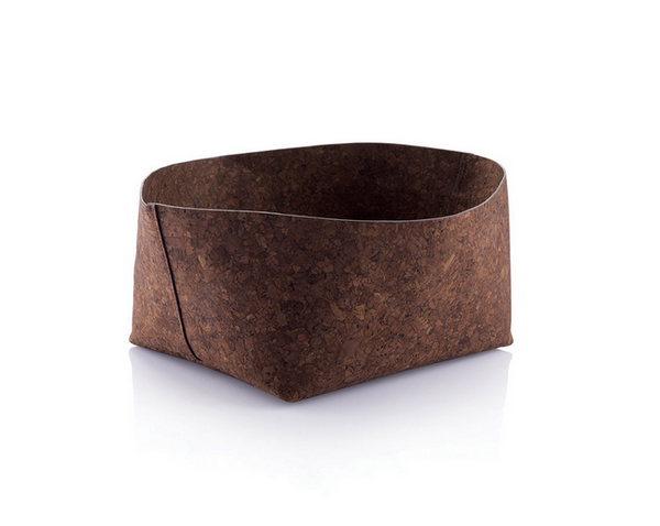 Adjust-a-bowl toasted cork eco-friendly bowl