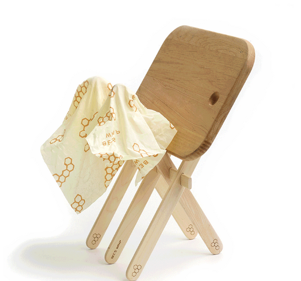 Portable Drying Rack - 20% Off! - Vermont Maple by Bee's Wrap