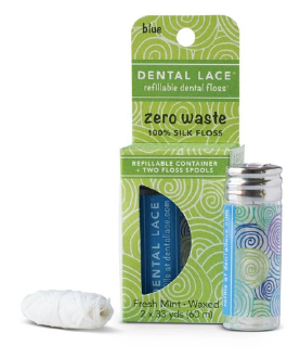 Sustainable Zero waste dental floss