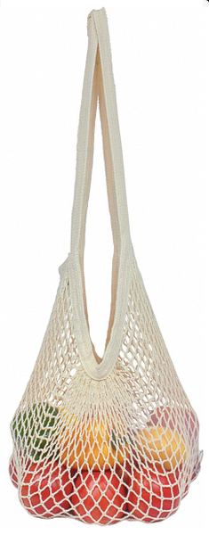 Long String Bag - Organic Cotton