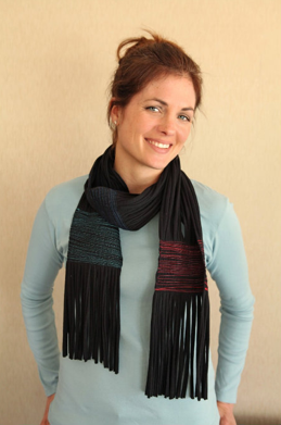 Tee-shirt scarf - Upcycled | Upland Road