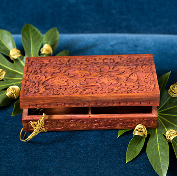 Rosewood Jewelry Box