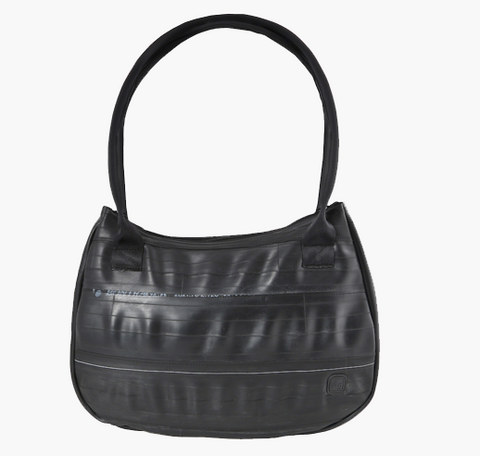 Wedgwood Purse - from Upcycled Innertubes & Seatbelts