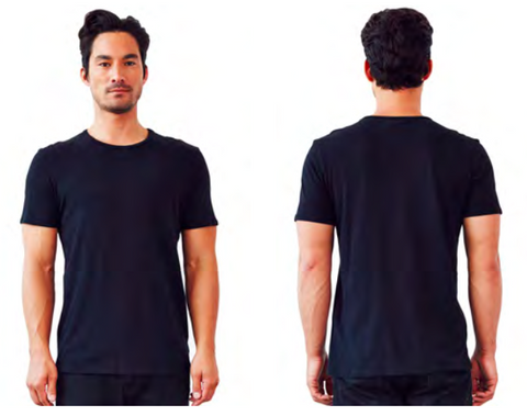 Men's Organic Cotton Pocket T-shirt by Groceries Apparel
